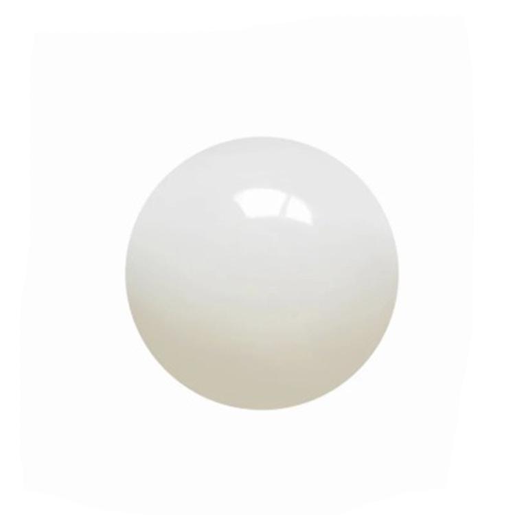白色彩色硅胶球 橡胶制品开模定制生产振动筛耐磨弹性硅胶球