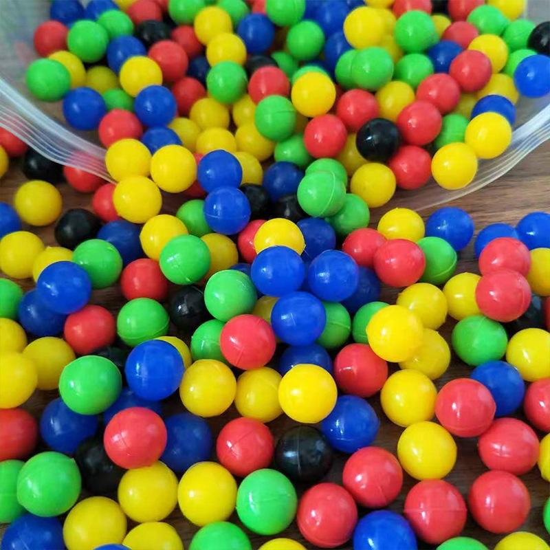 生产各规格彩色弹性硅胶球 振动筛专用硅胶球 硅胶制品来图定制