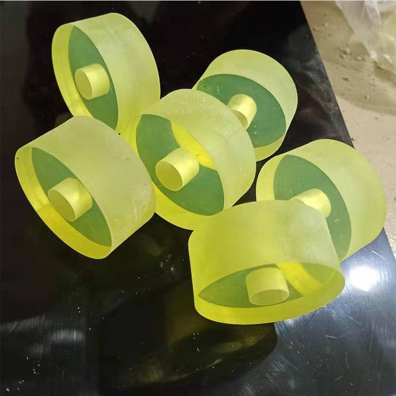 聚氨酯密封垫圈块 聚氨酯异形杂件垫圈缓冲块来图加工厂家定制