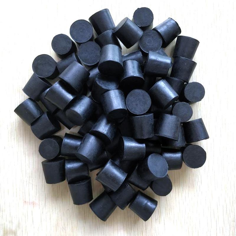 防水堵孔橡胶塞套帽 橡胶制品加工定制异形防护橡胶塞堵头
