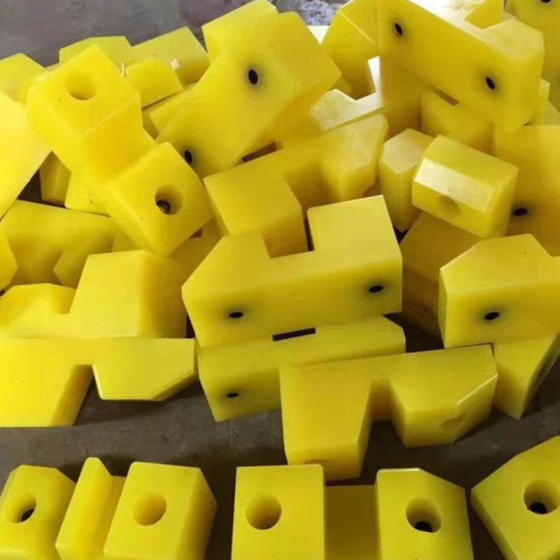 厂家定制聚氨酯密封垫圈块 聚氨酯异形杂件垫圈缓冲块来图加工