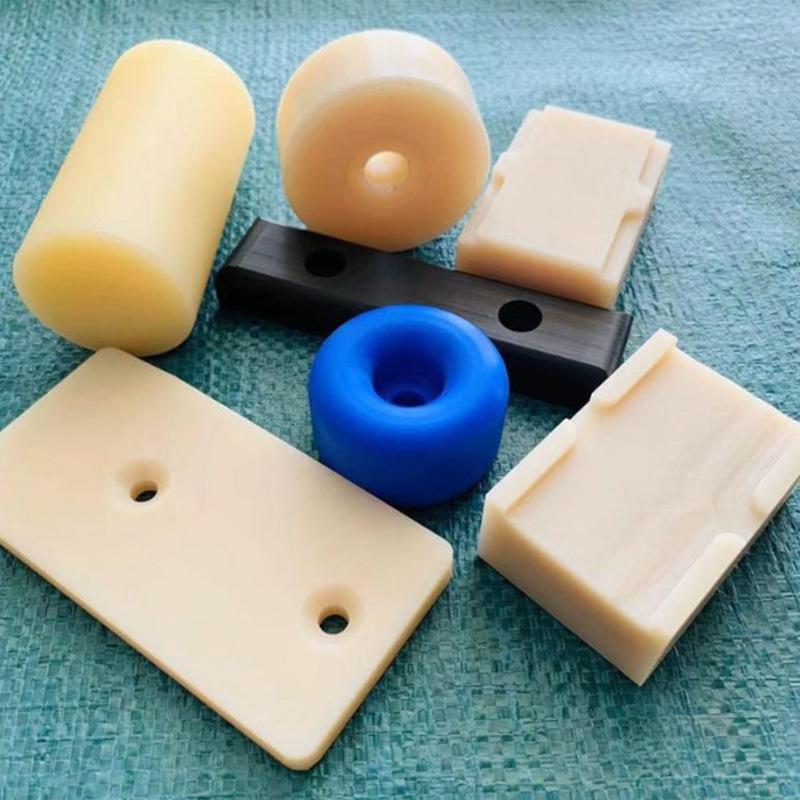 机械耐磨尼龙件 异形尼龙塑料制品来图加工定制尼龙异形件