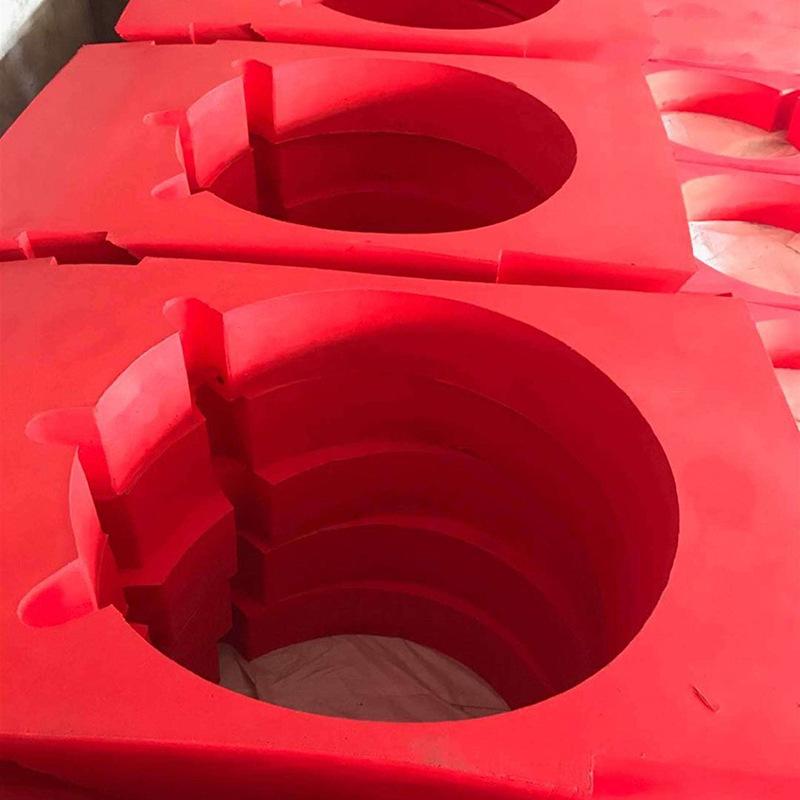 煤矿用液压支架立柱柱窝填充物